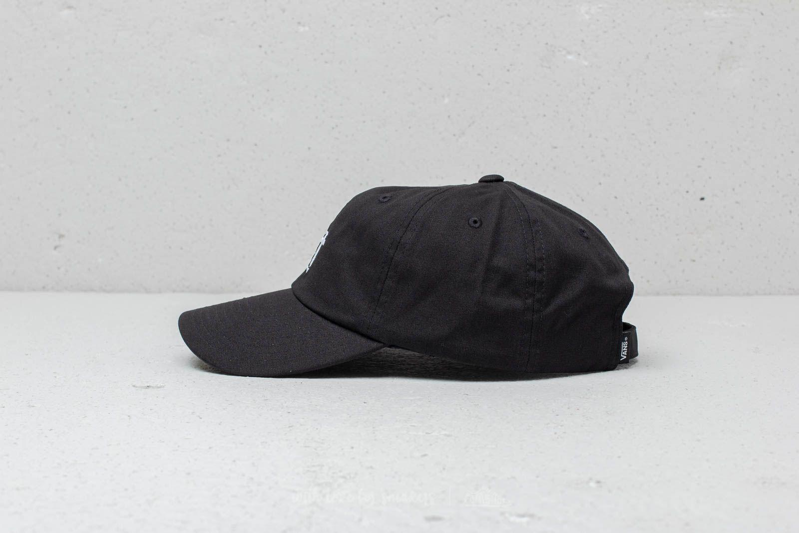 e3b038310a7 Lyst - Vans Anaheim Factory Bill Jockey Hat Black in Black for Men