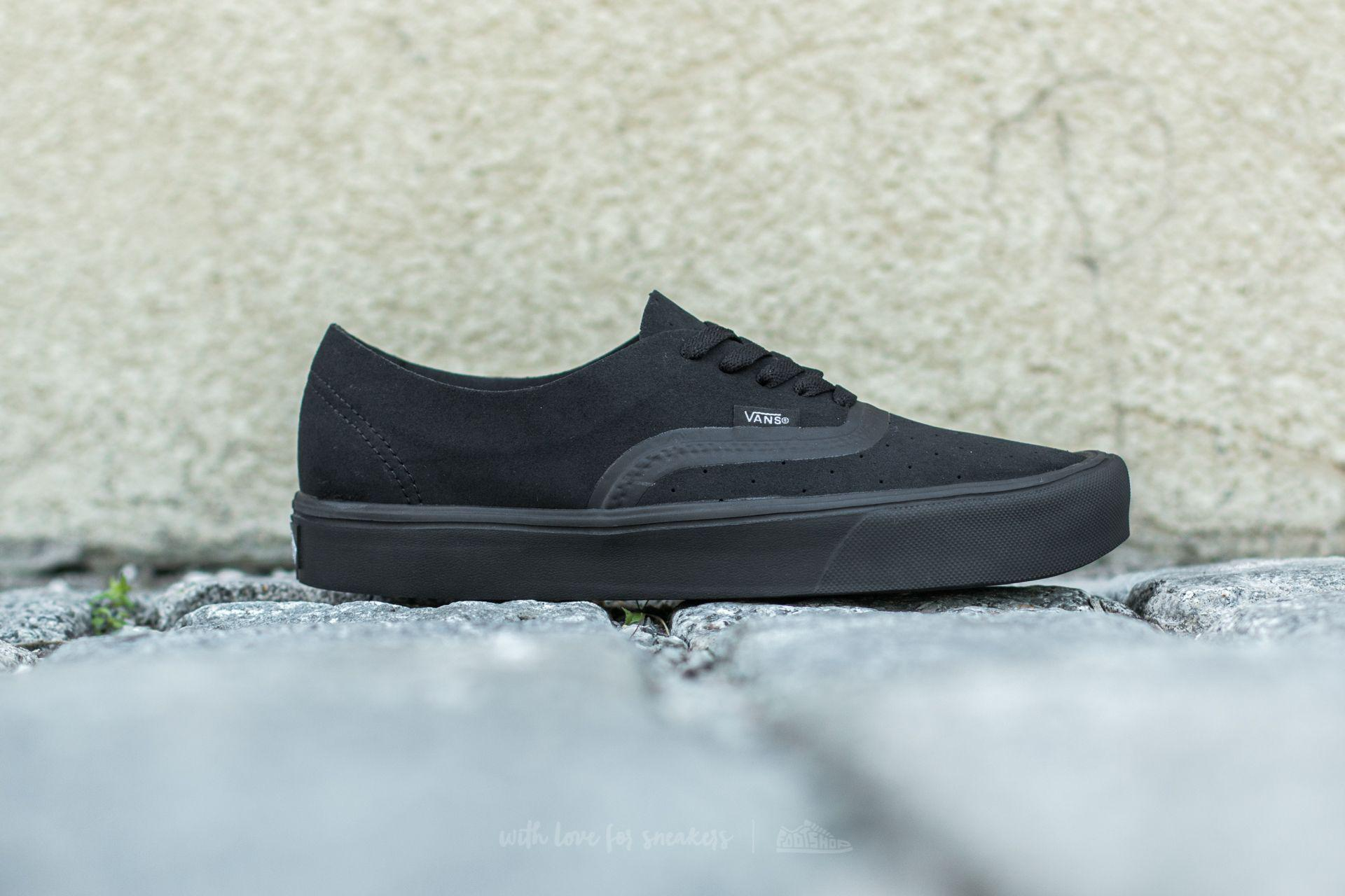 vans authentic nere lite