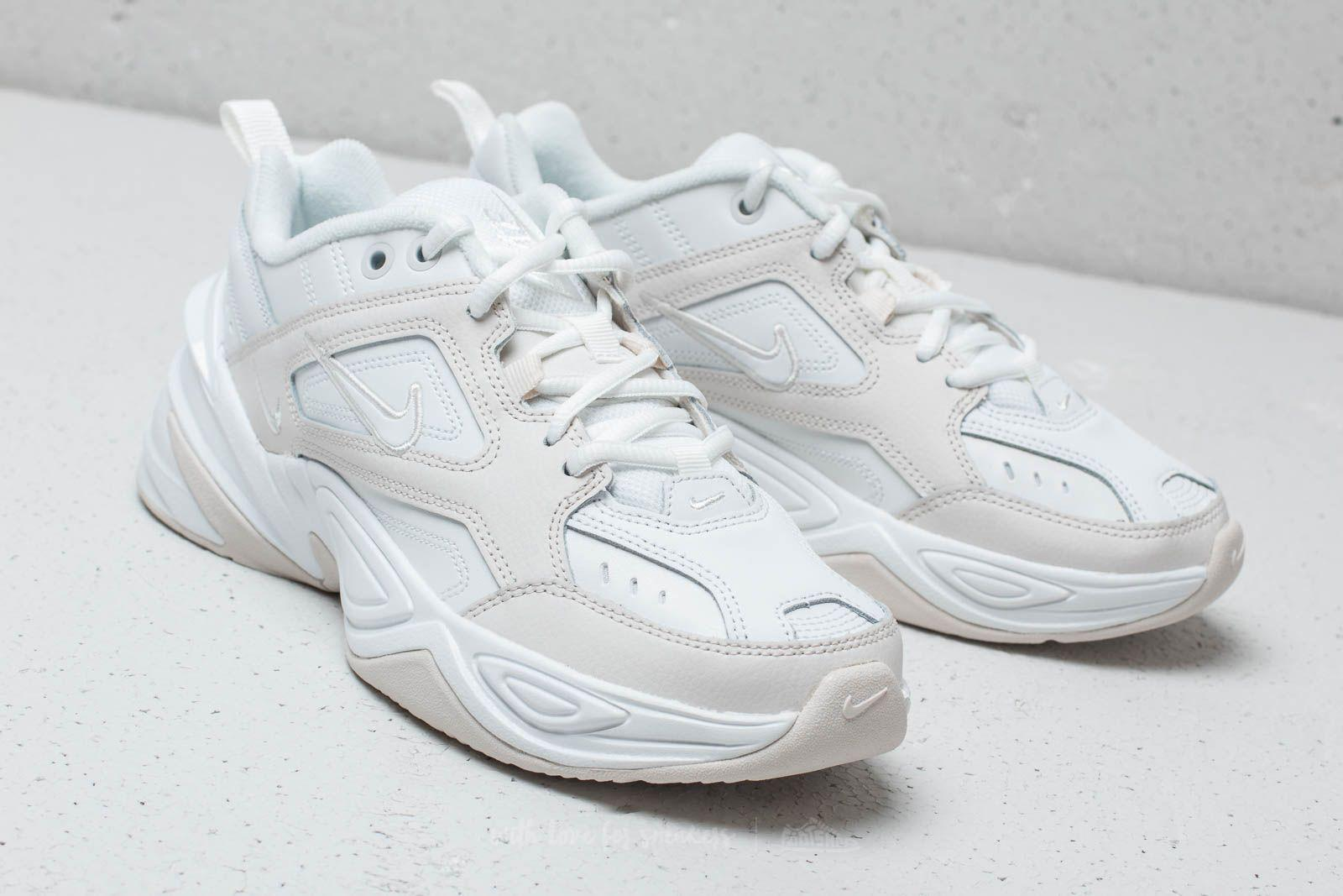 6dff44ef1 Nike M2k Tekno W Phantom  Summit White in White - Lyst