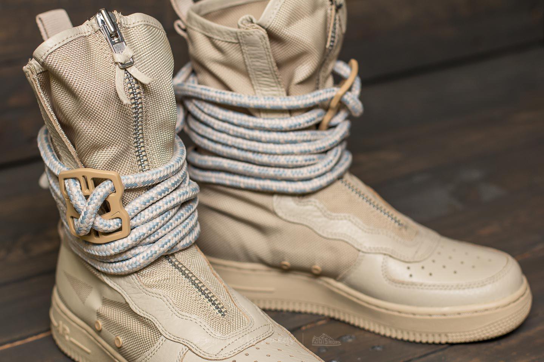 release date a3bcf 216a8 Nike Sf Air Force 1 Hi Rattan  Rattan-rattan - Lyst
