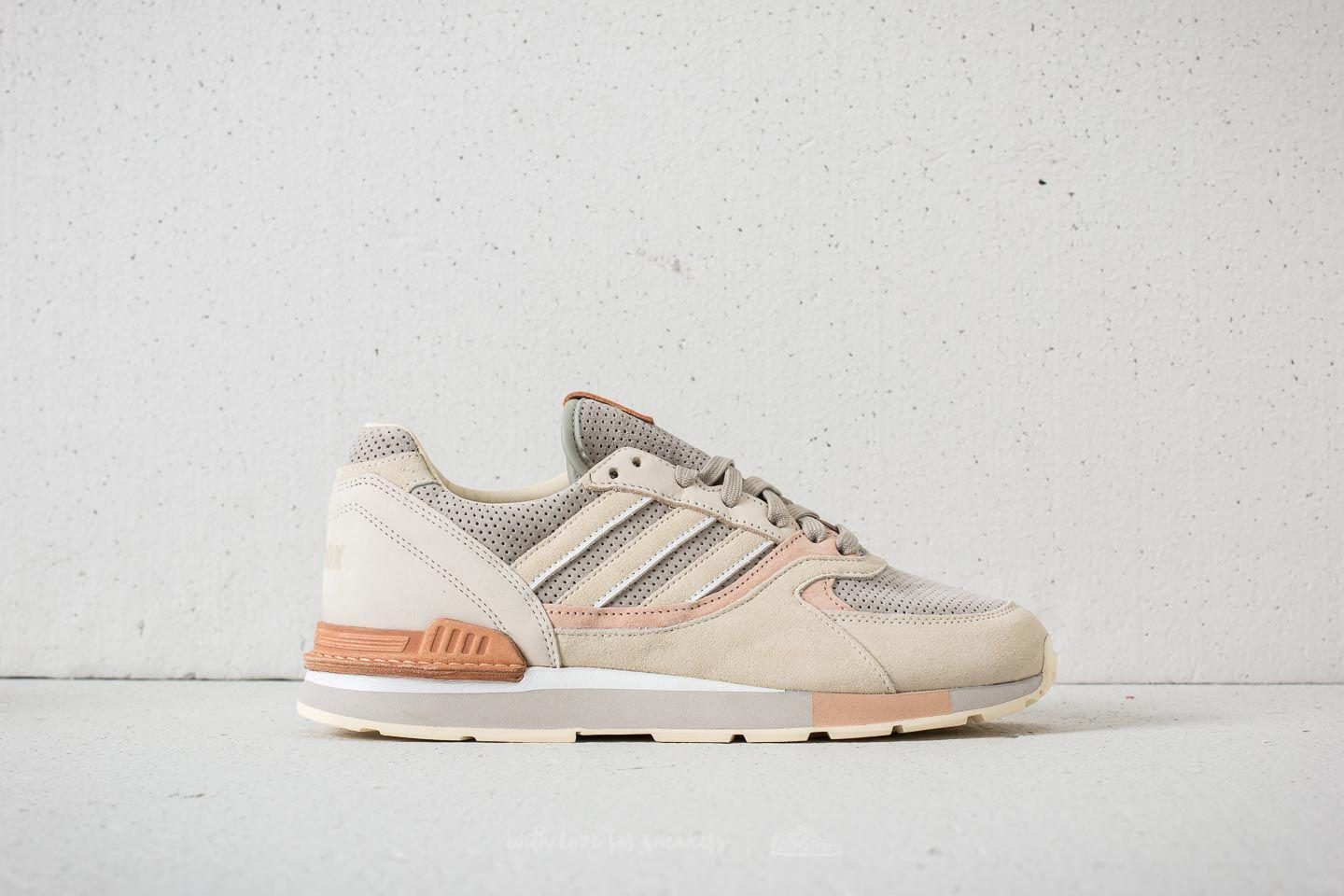 adidas X Solebox Quesence Crystal White/ Crystal White/ Sesame WZFho