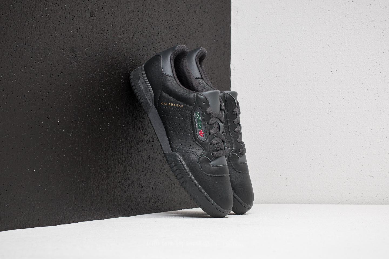 553bb2dc8147 Lyst - Footshop Yeezy Powerphase Core Black  Supplier Colour ...