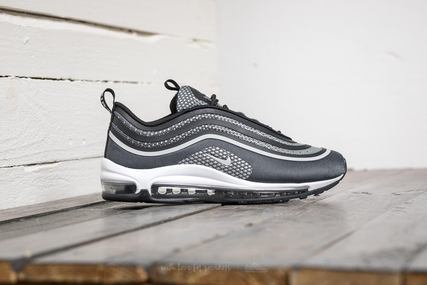 4736ad275a Nike Air Max 97 Ultra 17 (gs) Black/ Pure Platinum-anthracite in ...
