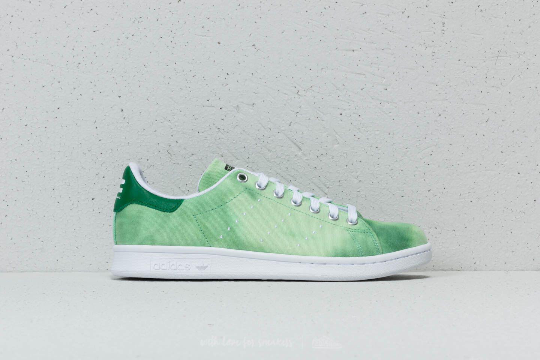 adidas x Pharrell Williams HU Holi Stan Smith Ftw White/ Ftw White/ Green Comprar Barato Nicekicks Gran Venta Bajo Coste De Envío 100% Autentico Compras Para El Precio Barato i7hjQ9
