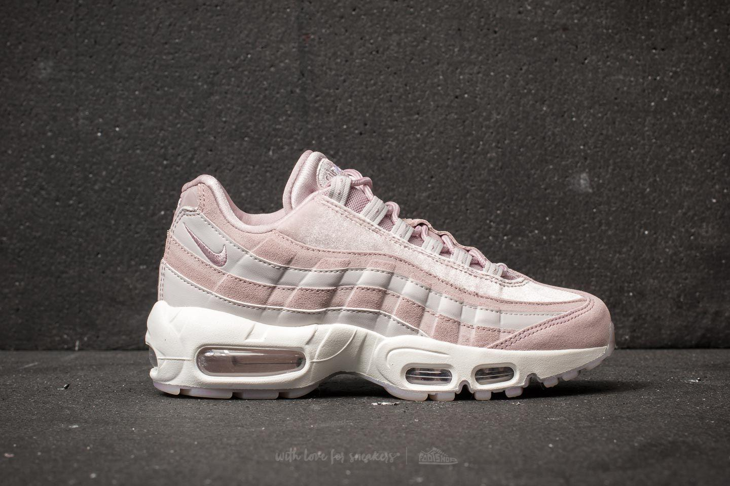 f8958d07a61 Lyst - Nike Wmns Air Max 95 Lx Particle Rose  Particle Rose in Pink