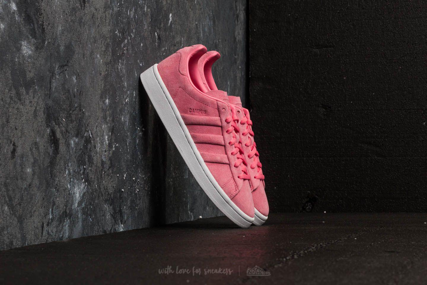 best sneakers ce972 e1265 adidas Originals. Womens Adidas Campus Stitch And Turn W Chalk Pink ...
