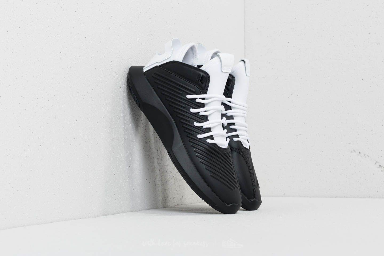 huge discount 37ae4 a18e0 ... adidas originals. mens adidas crazy 1 adv core black