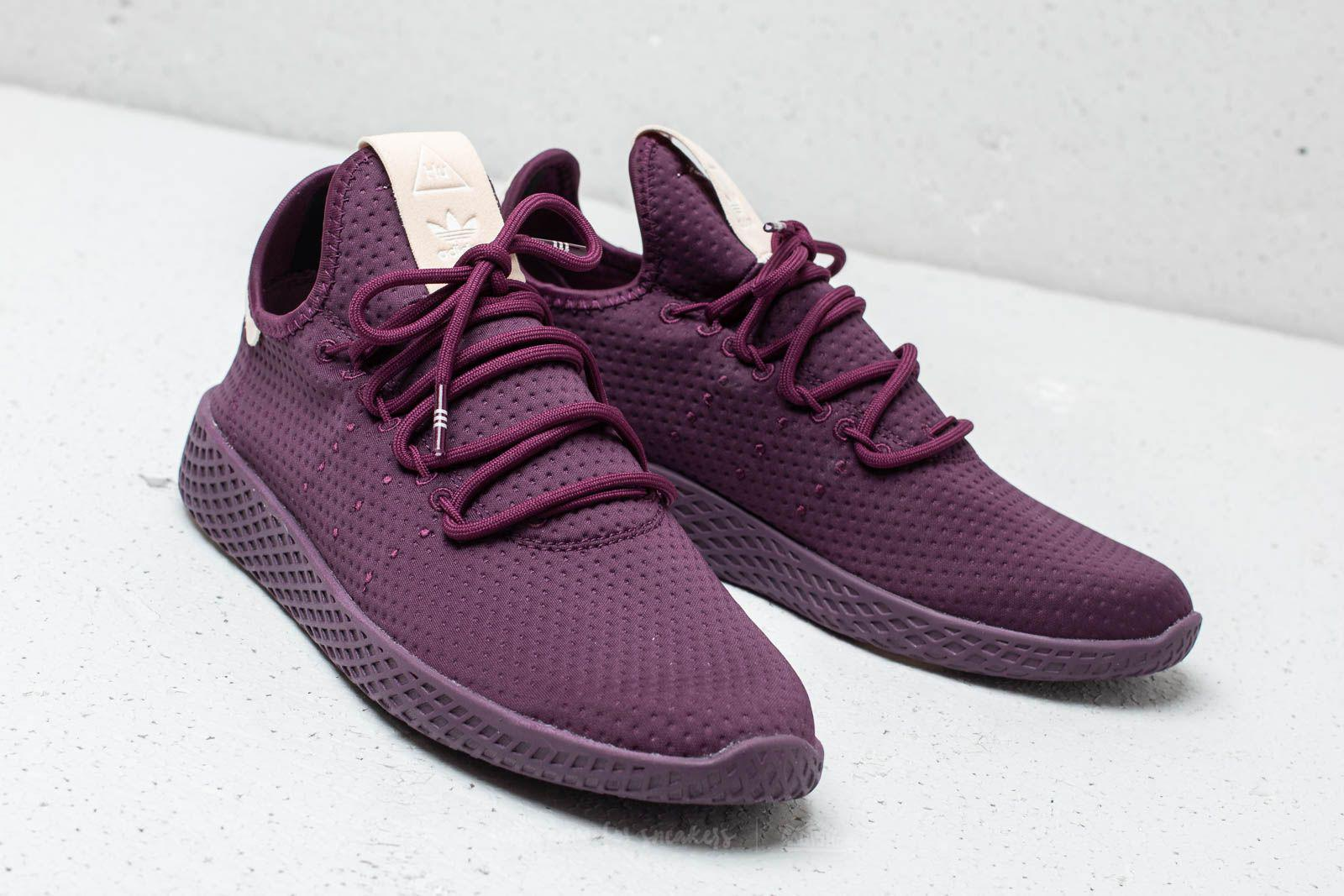 low priced 18ae4 ddf65 Lyst - adidas Originals Adidas X Pharrell Williams Tennis Hu W Red ...