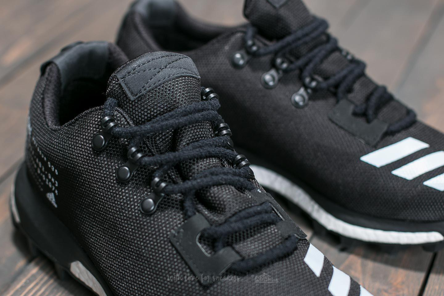 promo code 9fa2a e1422 Lyst - Footshop Adidas Day One Terrex Agravic Black White in
