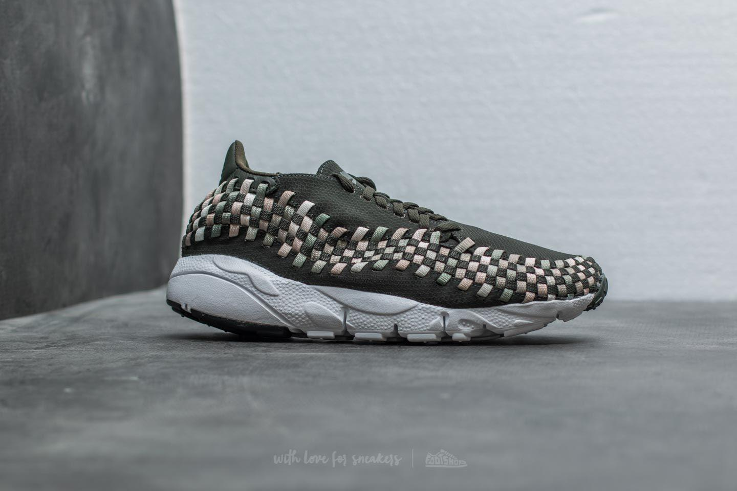 best website 75d29 fadc7 Nike Air Footscape Woven Nm Sequoia  Light Orewood Brown-sail in ...