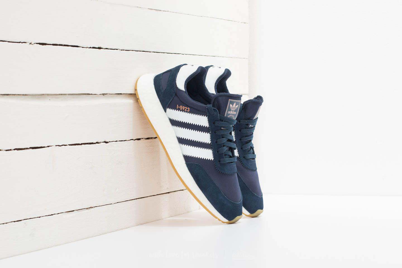 Lyst - adidas Originals Adidas I-5923 Collegiate Navy  Footwear ... 1f4e60d79