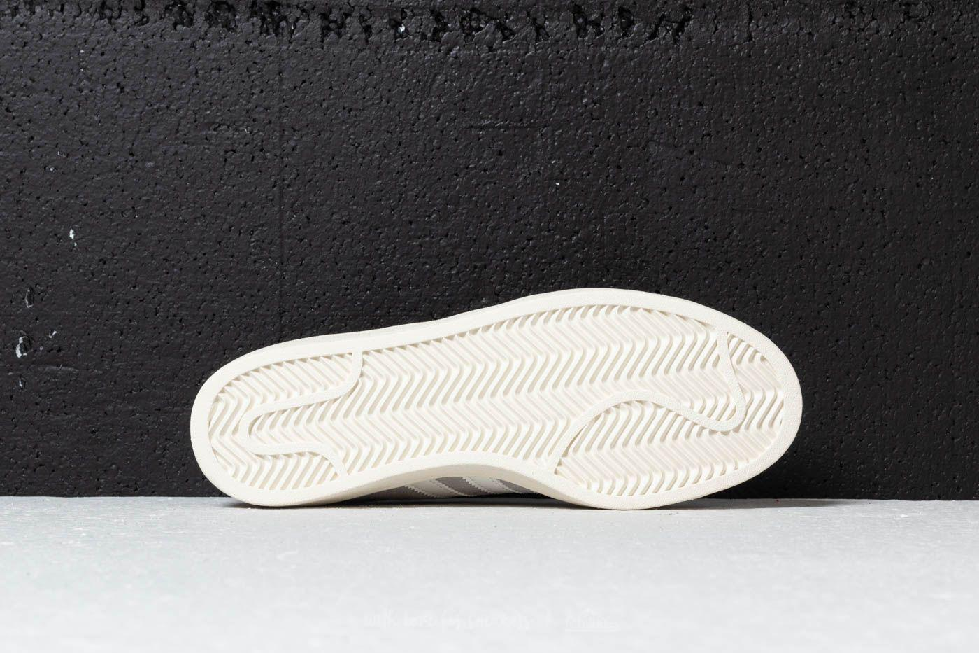 sale retailer dfed2 294a8 Lyst - adidas Originals Adidas Campus Grey Two Cloud White C