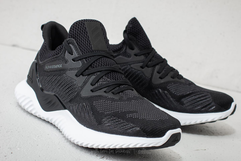 the latest bdcb1 242f4 Lyst - adidas Originals Adidas Alphabounce Beyond W Core Bla