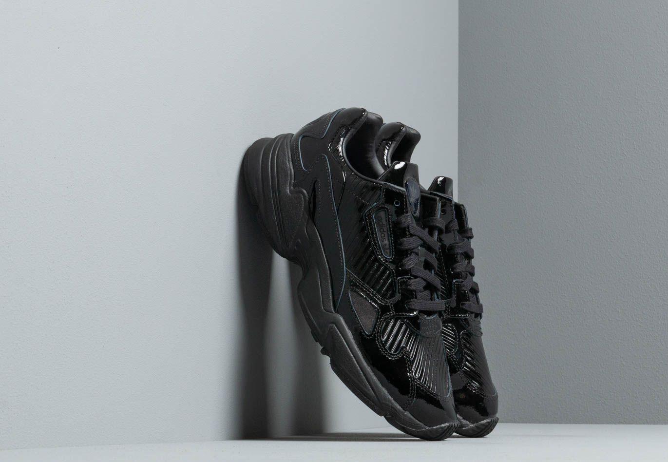 best authentic ae3fb 6bc69 adidas Originals. Women s Adidas Falcon W Core Black  ...