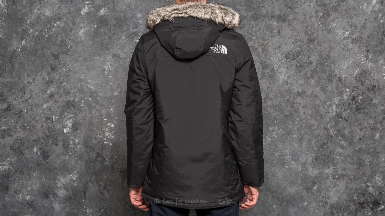 02bc5d2406 Lyst - Footshop The North Face Zaneck Jacket Tnf Black in Black for Men