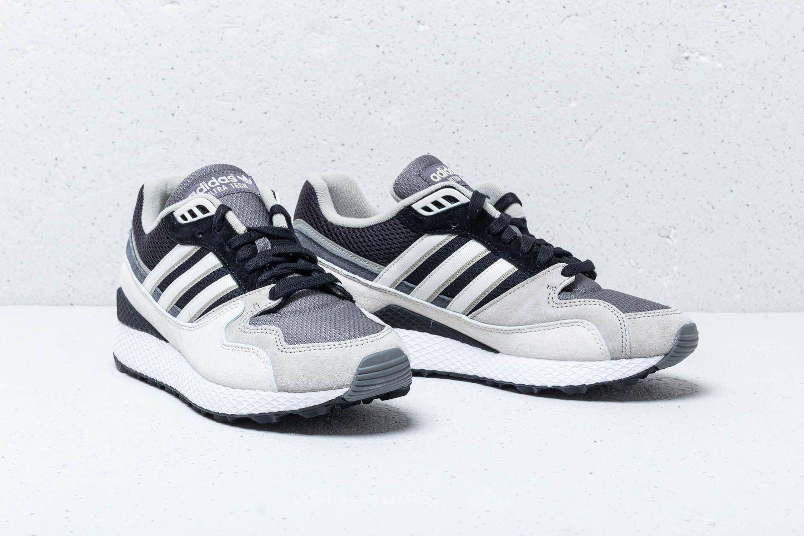 45fad4aae2843 Adidas Originals - Adidas Ultra Tech Core Black  Crystal White  Core Black  for Men