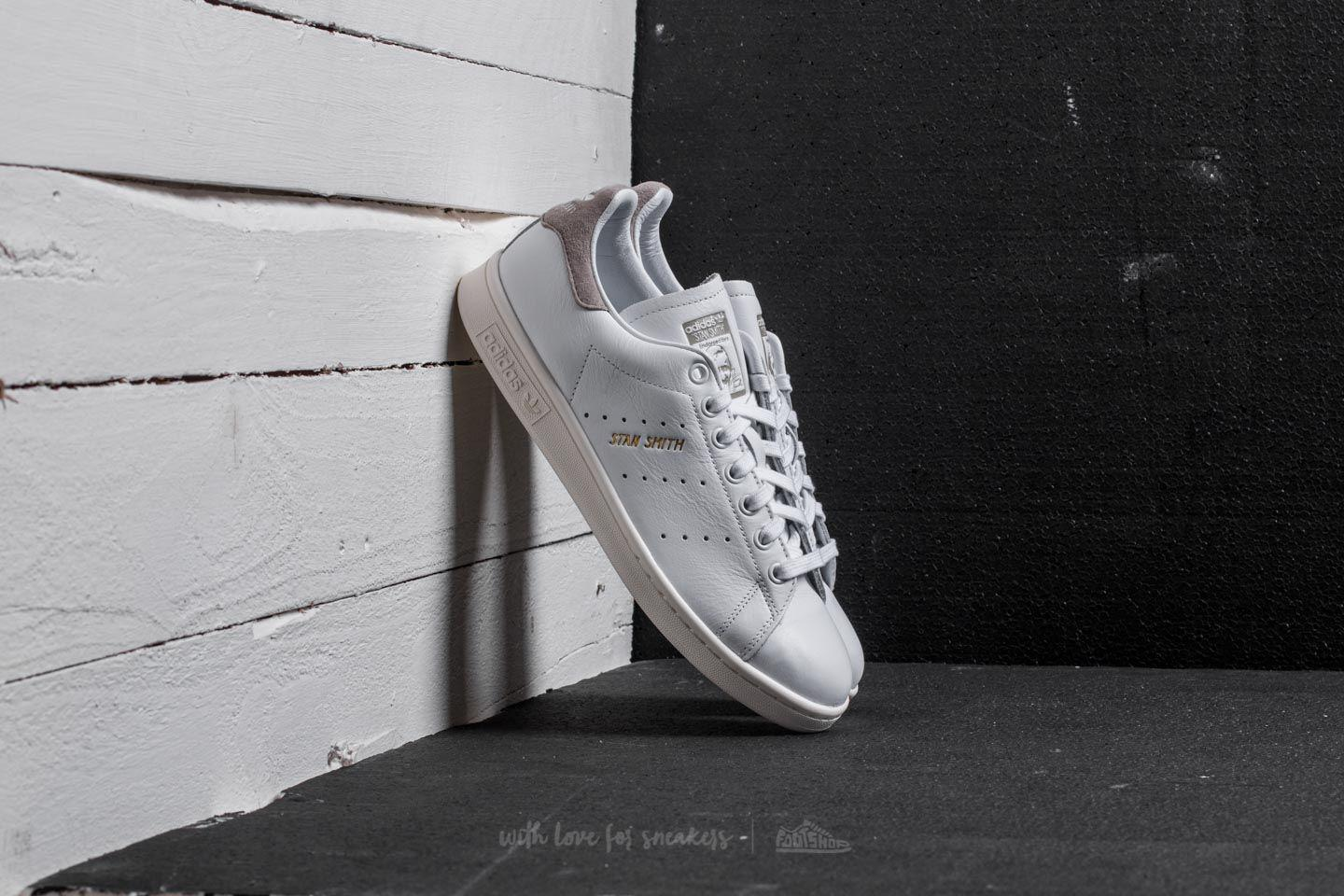 new style 36bf0 2ae9b Lyst - adidas Originals Adidas Stan Smith Ftw White  Ftw White ...