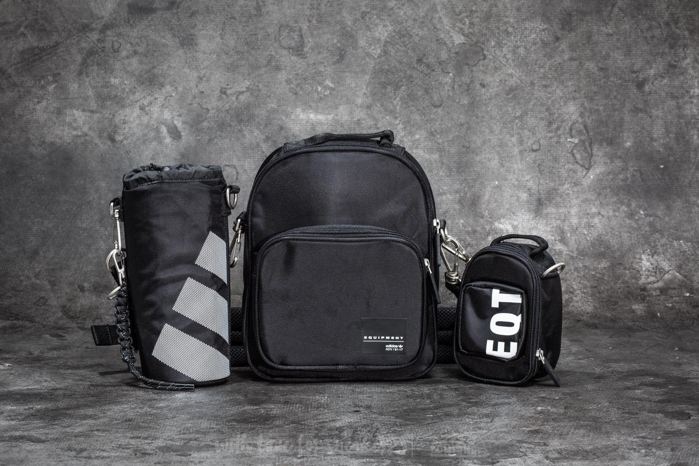 Lyst adidas originali adidas attrezzature di borsa nera in nero