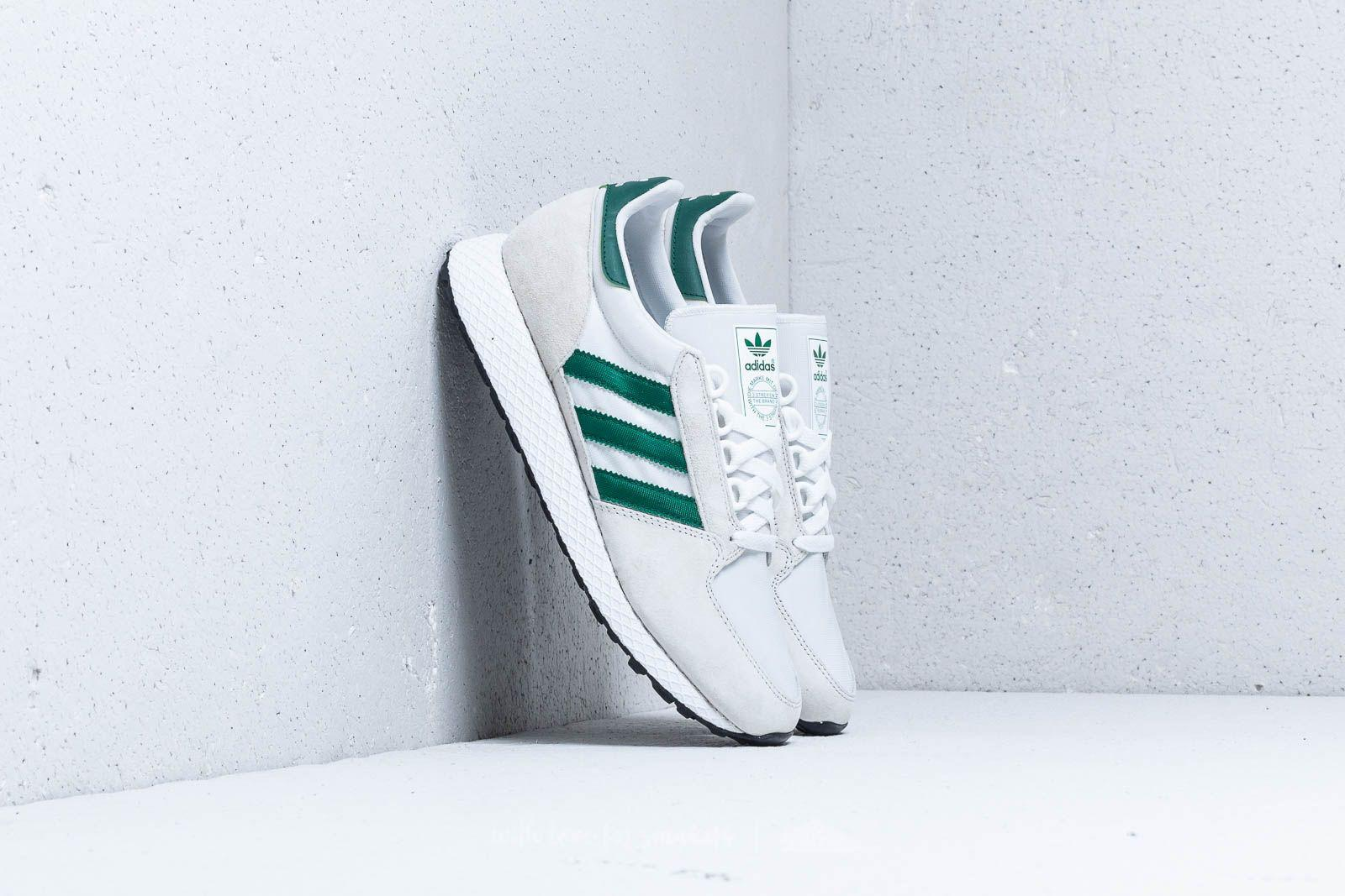 half off 43a7d 97aad Lyst - adidas Originals Adidas Forest Grove Crystal White ..