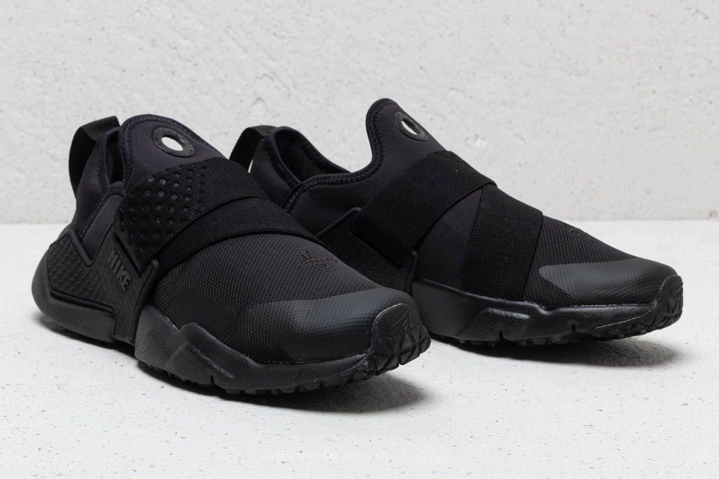more photos 0df63 b471c Lyst - Nike Huarache Extreme (gs) Black  Black-black in Black
