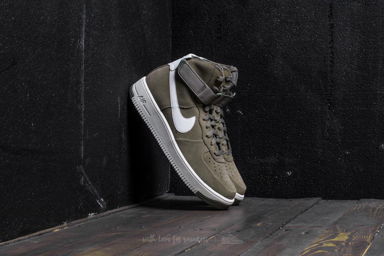 75fc61909c307 Nike Air Force 1 Ultraforce Hi Dark Stucco/ Summit White for Men - Lyst