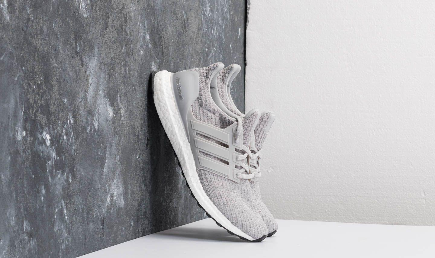 Lyst - adidas Originals Adidas Ultraboost Grey Two  Grey Two  Core ... 8d8a8fe92