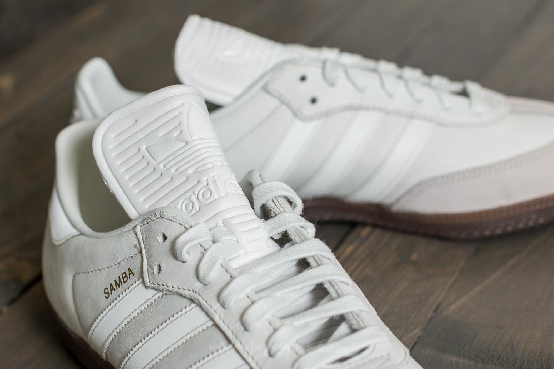 a0e213b8618 ... switzerland lyst adidas originals adidas samba classic og vintage white  024f6 7dc81