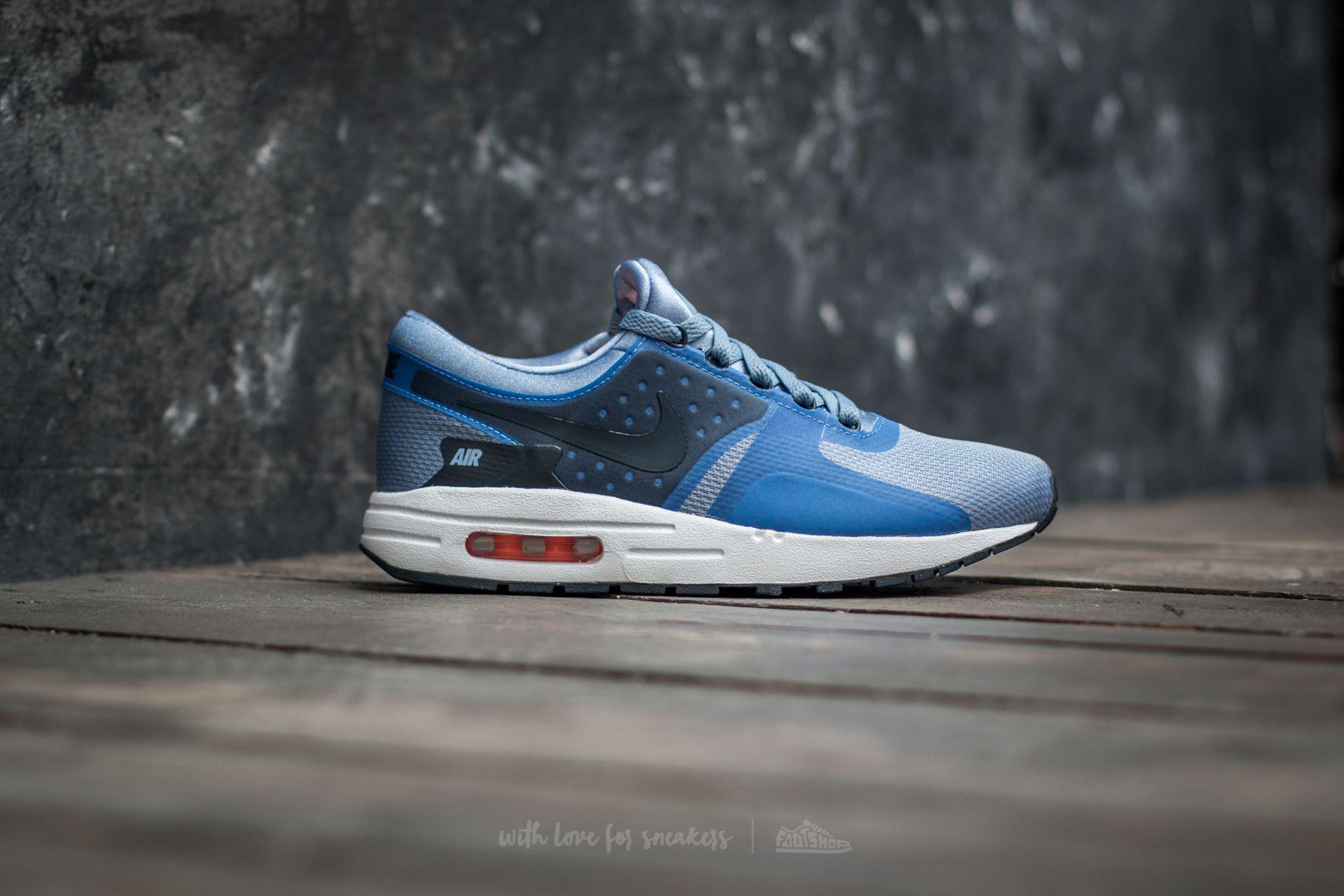 Nike Men's Air Max Zero Essential WORK BLUE/ARMORY NAVY Work Blue/Armory Navy