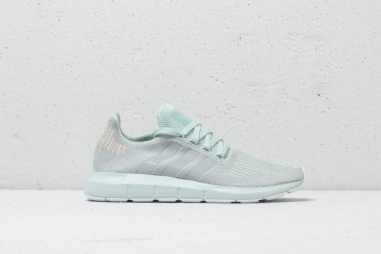 29369057db962 Lyst - adidas Originals Adidas Swift Run W Vapour Green  Grey Two ...