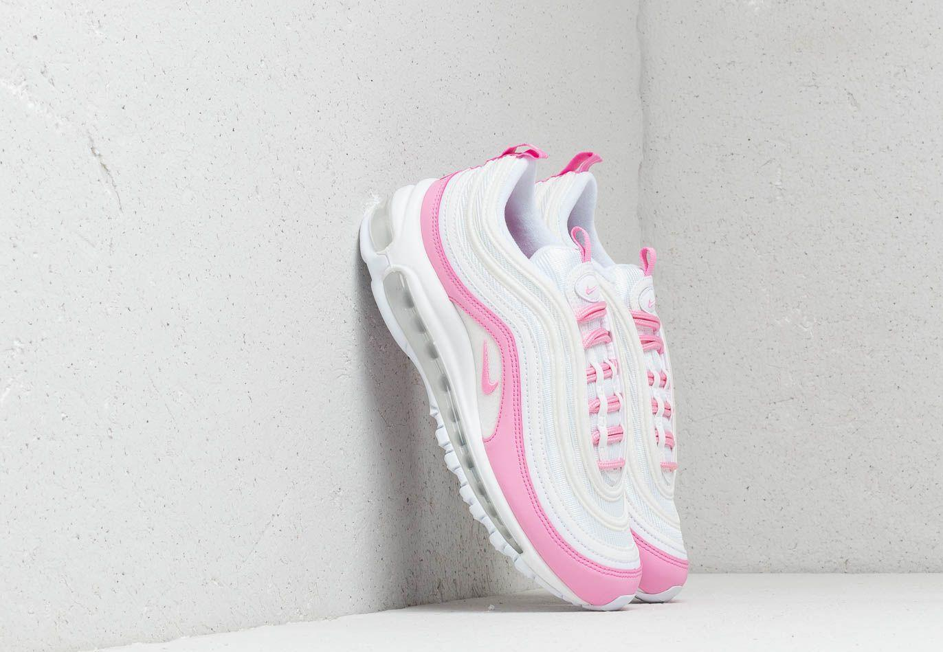 best cheap e5833 5d650 Nike. Women s White Air Max 97 Essential Shoe