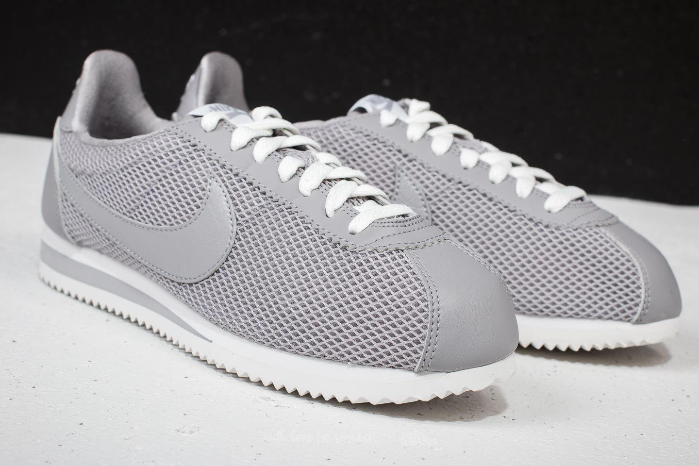 Lyst - Nike Wmns Classic Cortez Premium Atmosphere Grey in Gray e711a1da1e65