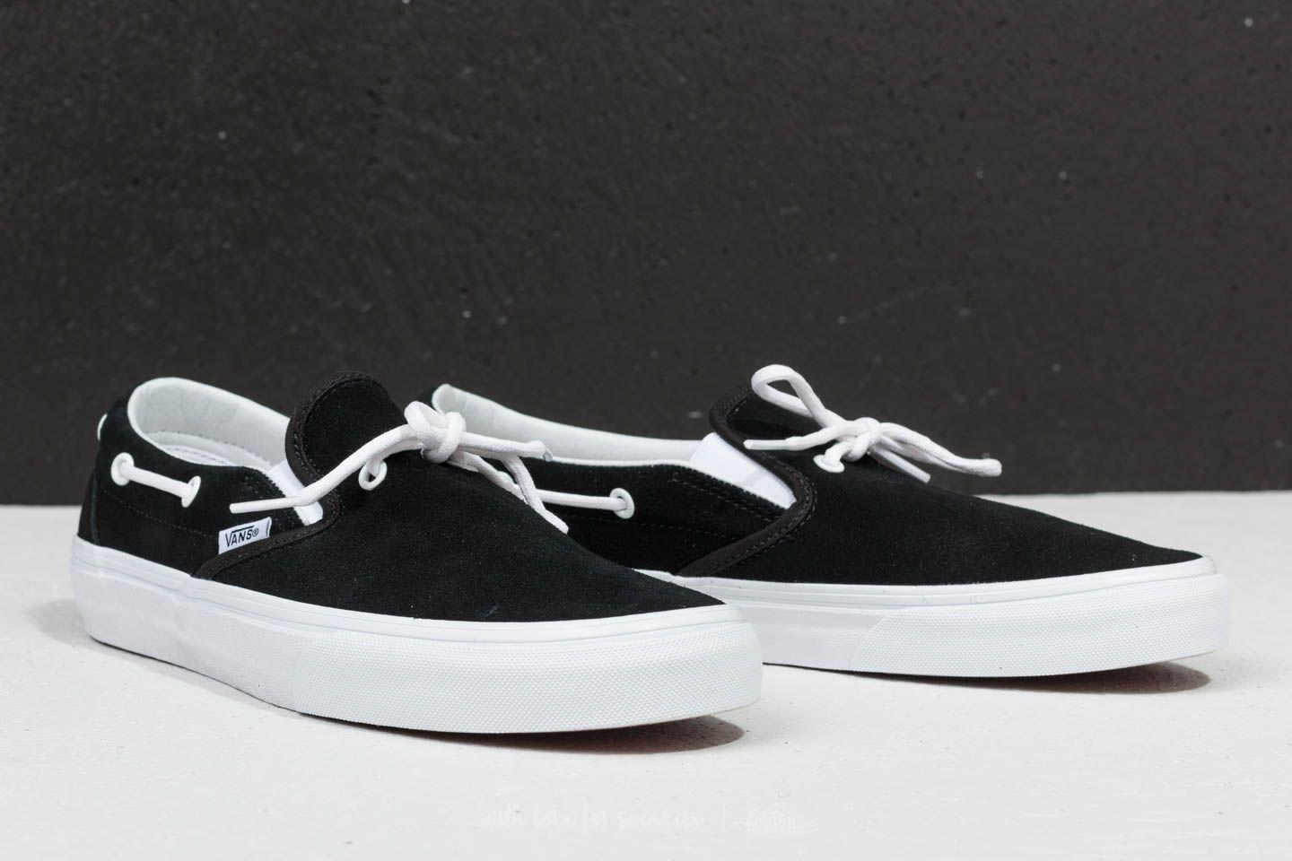 6f8e7627039 Lyst - Vans Lacey 72 (suede) Leather Lace  Black in Black