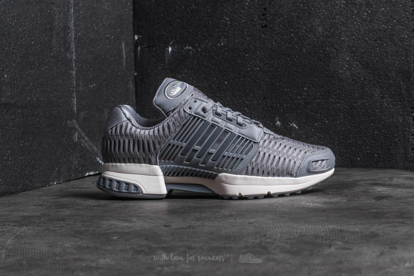 CLIMACOOL 1 - Sneaker low - grey three / grey five / chalk white 6tFlbT36