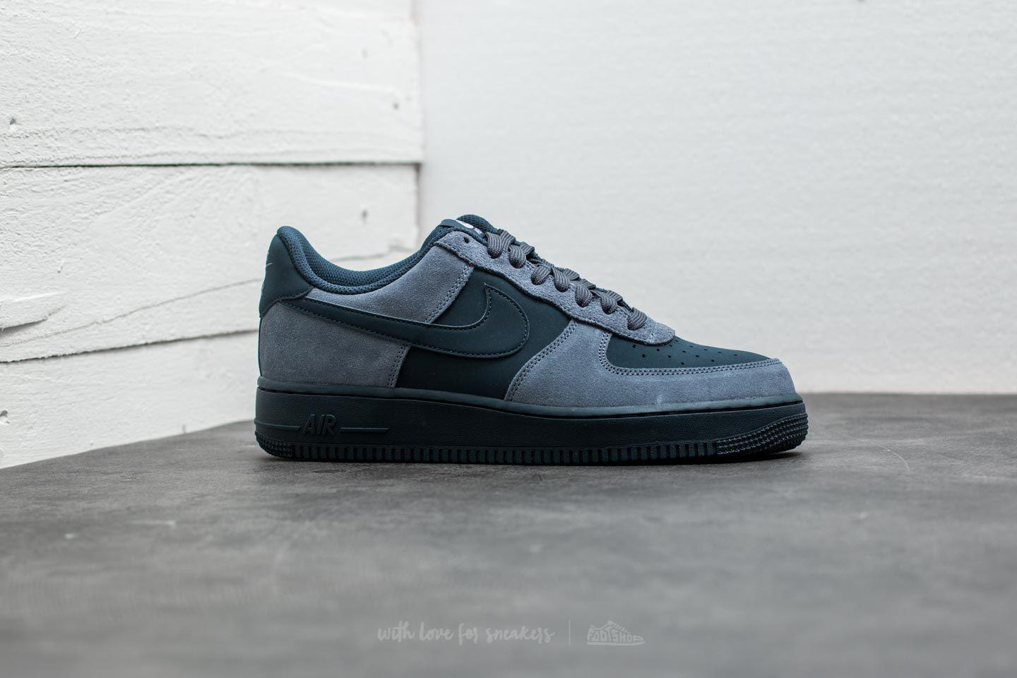 5489141ae08e0f Lyst - Nike Air Force 1 Armory Blue  Armory Navy-white in Blue for Men