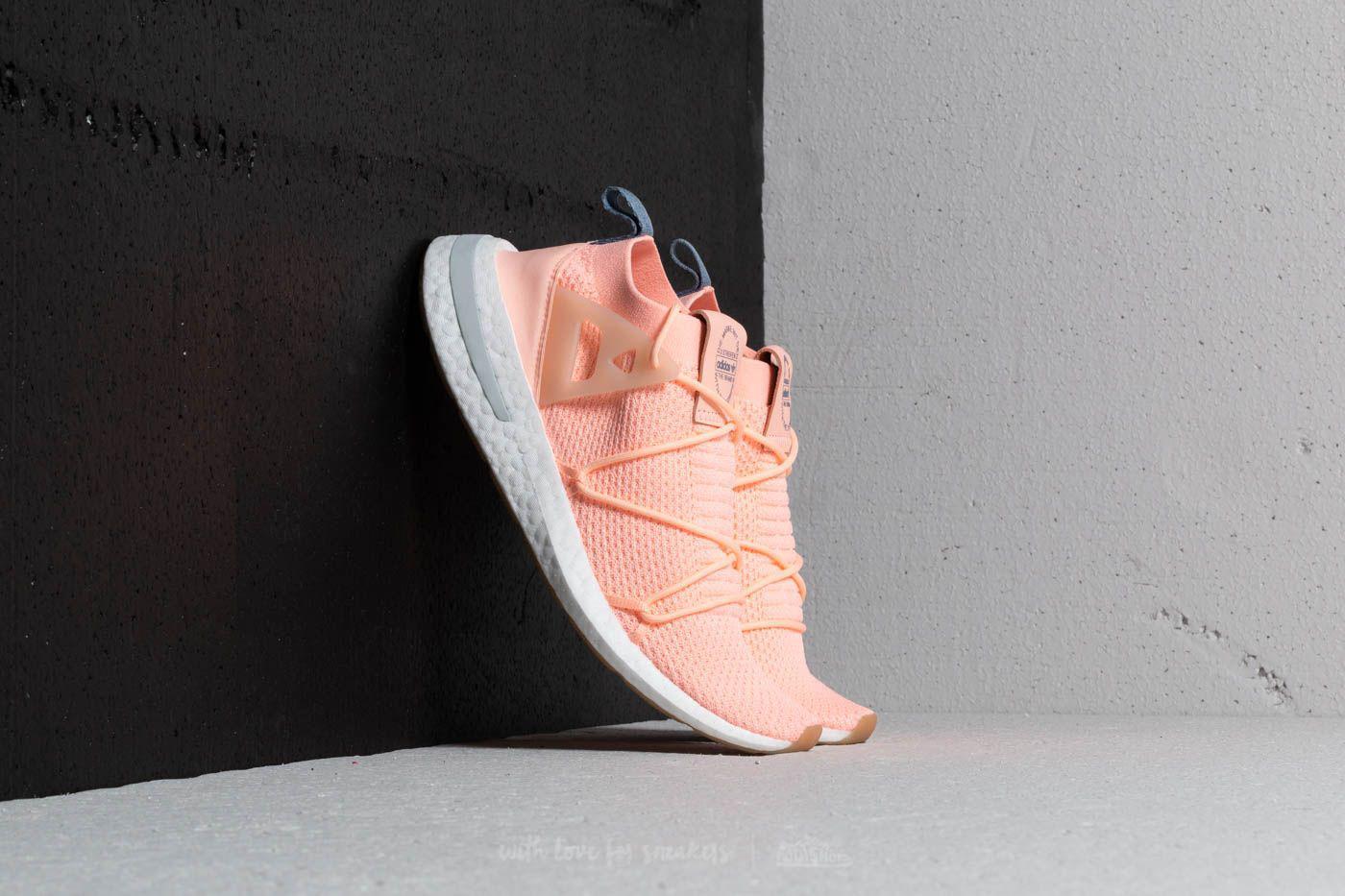 Lyst Adidas Originali Adidas Arkyn Primeknit W / Arancione Chiaro Chiaro