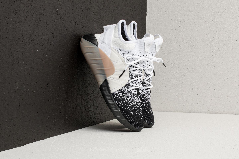 adidas Adidas Tubular Rise Primeknit Ftw / Core Black/ Light Solid Grey kHgLYNc