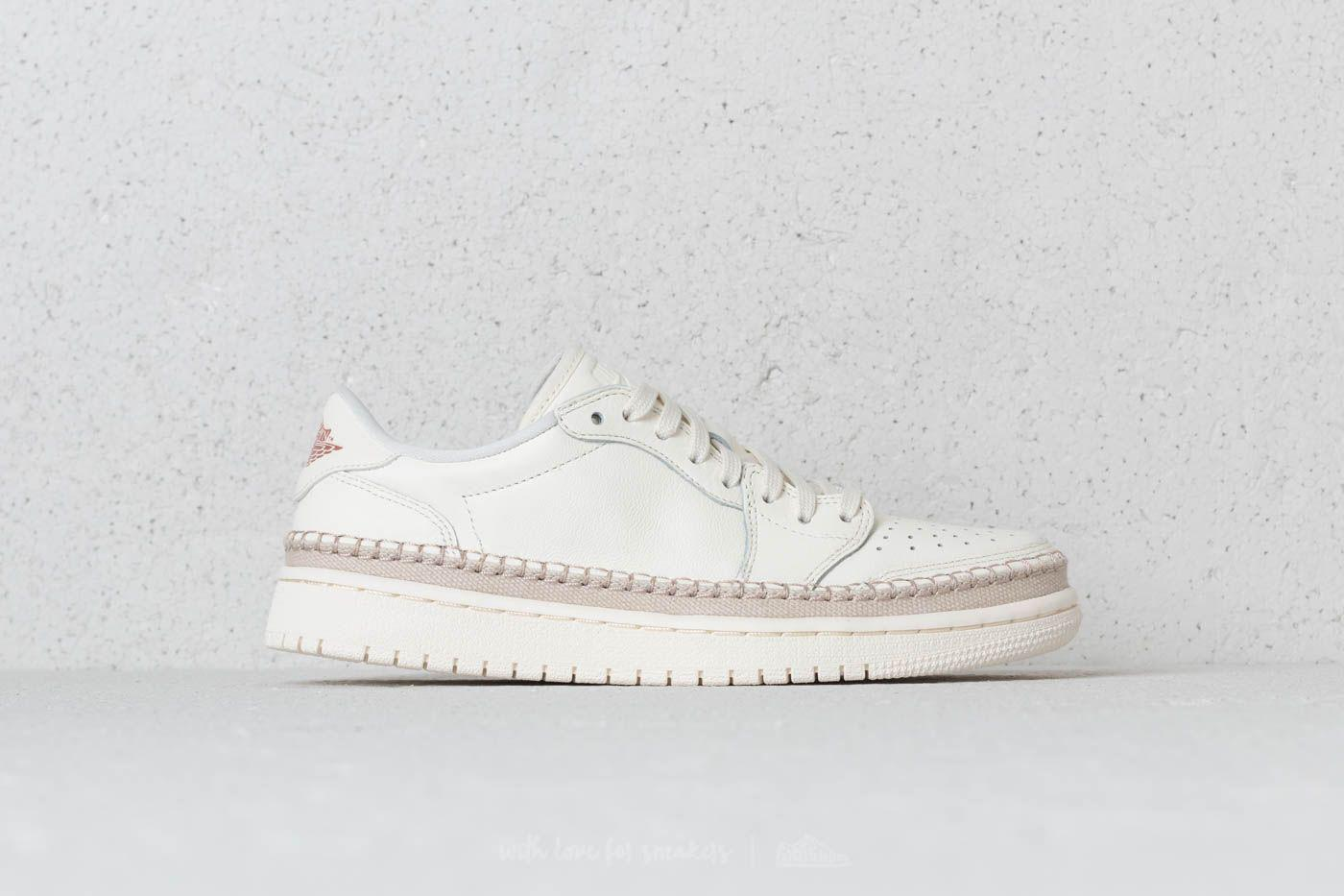 5298f9be2980 Lyst - Nike Air 1 Retro Low Ns Wmns Sail  Metallic Red Bronze in ...