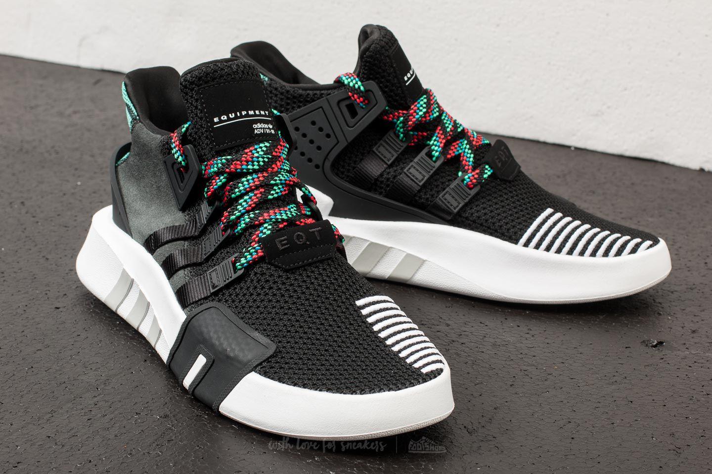 147f41e1f83c Lyst - adidas Originals Adidas Eqt Bask Adv Core Black  Core Black ...