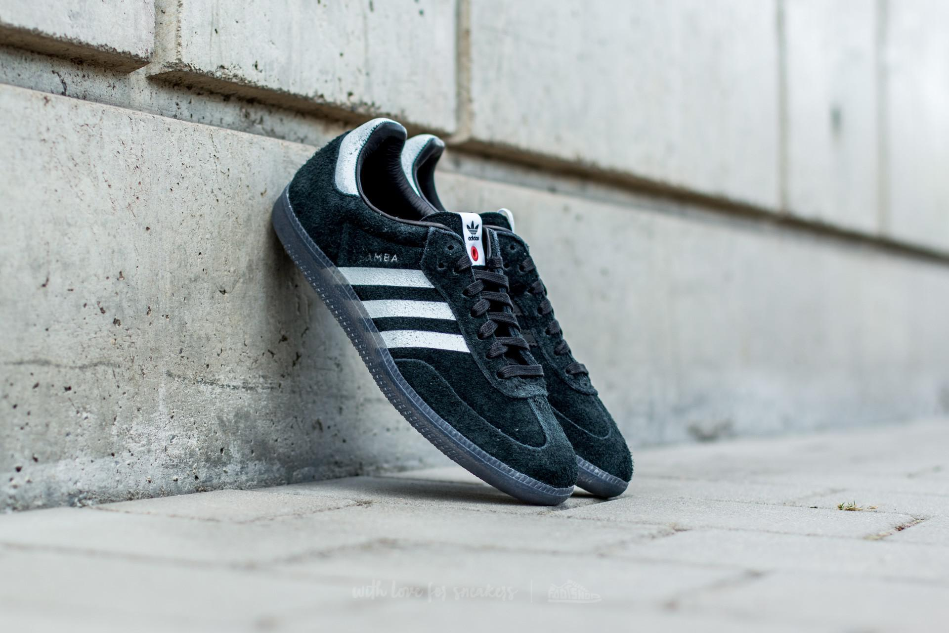 newest collection a2947 1fba1 Lyst - Footshop Adidas Samba Livestock Core Black Ftw White