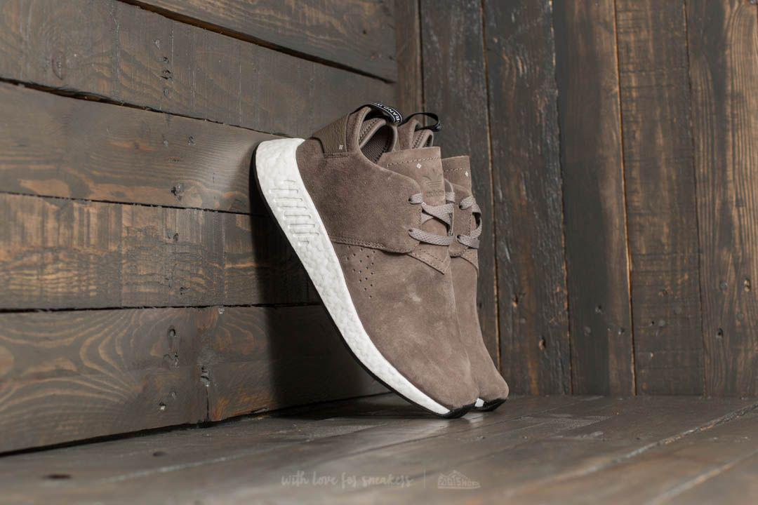 Lyst adidas Originals Adidas NMD C2 gamuza marrón en marrón para hombres