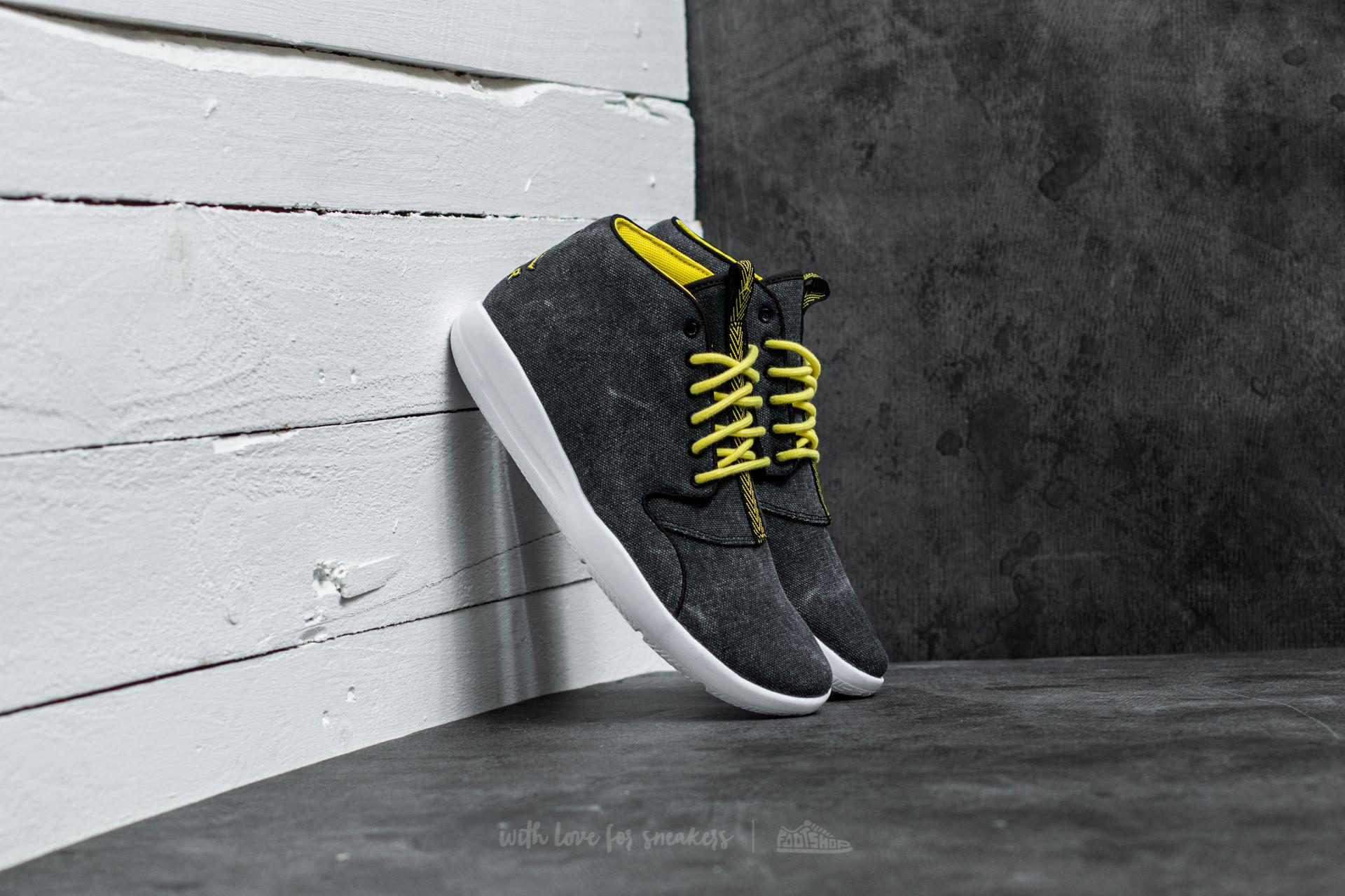 buy popular 64bbe 3d678 Nike Eclipse Chukka Black  Opti Yellow-white in Black for Men - Lyst