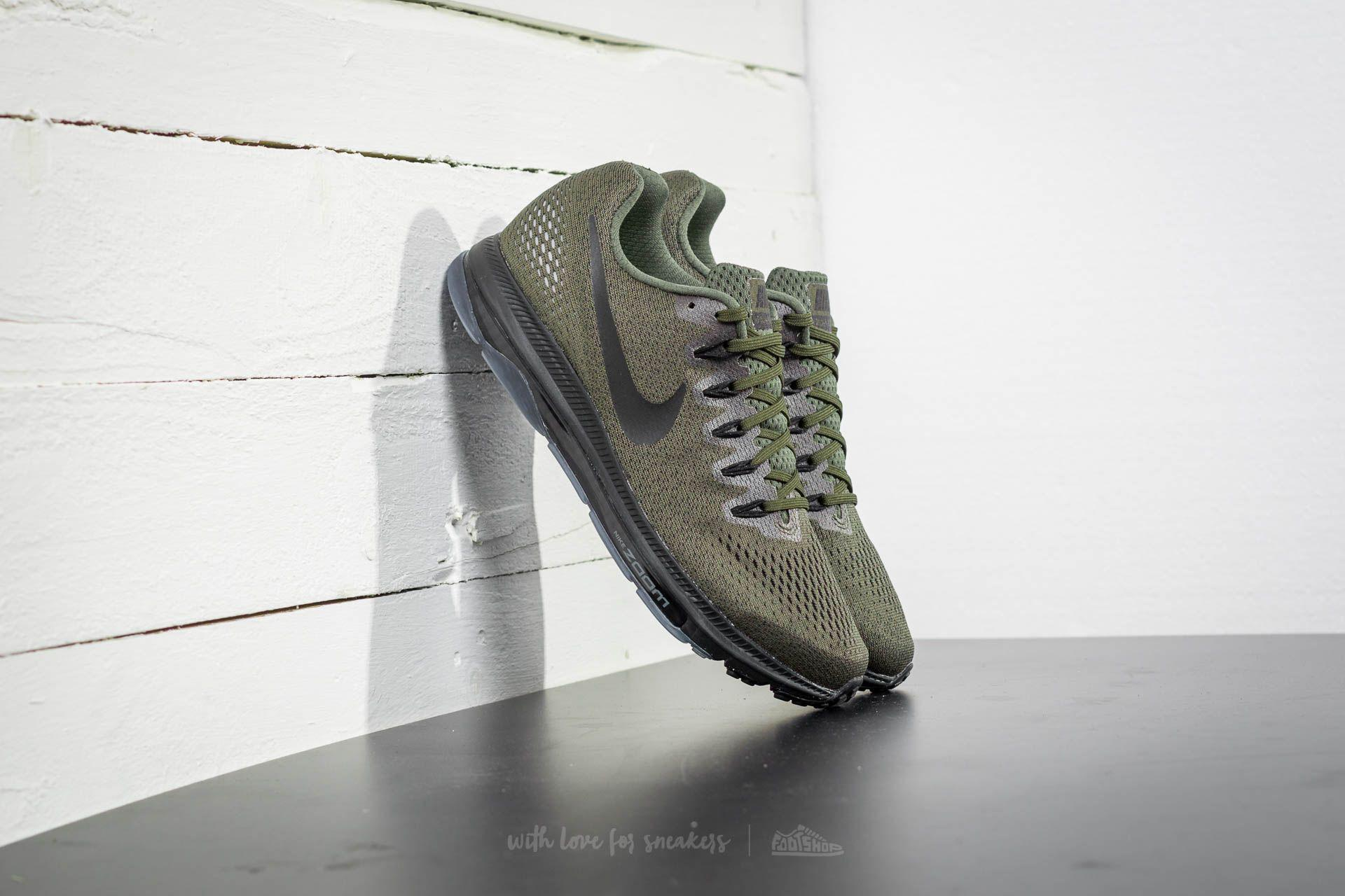 e15ad28c38b6 Lyst - Nike Zoom All Out Low Cargo Khaki  Black for Men