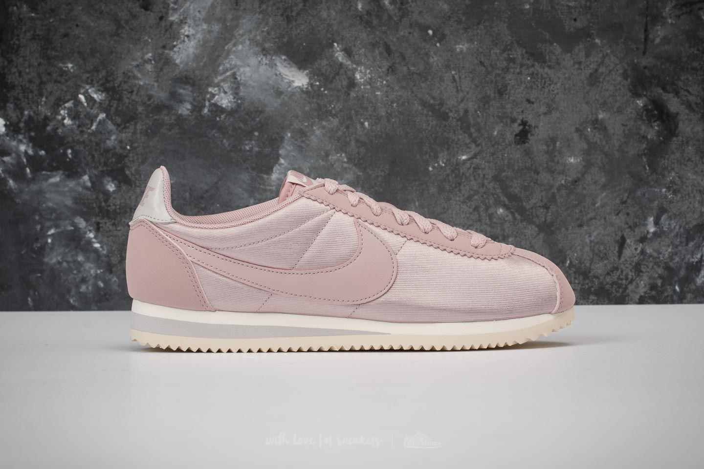 low priced 8e8f2 88ed6 Lyst - Nike Wmns Classic Cortez Nylon Particle Rose Particle