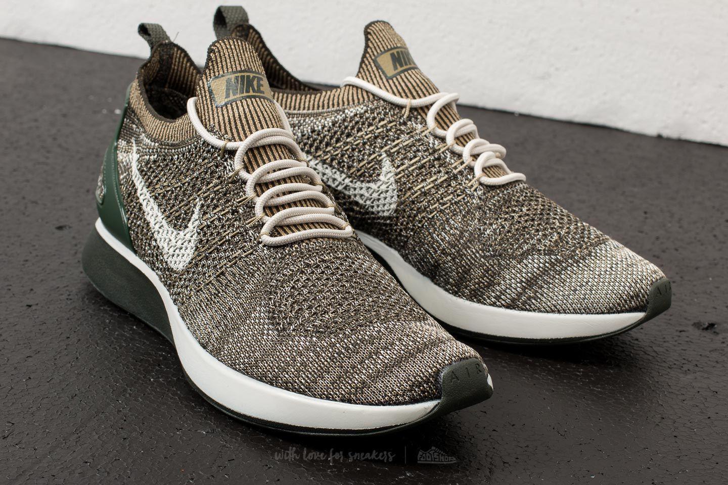 Lyst - Nike Air Zoom Mariah Flyknit Racer Sequoia  Neutral Olive for Men c8757f868