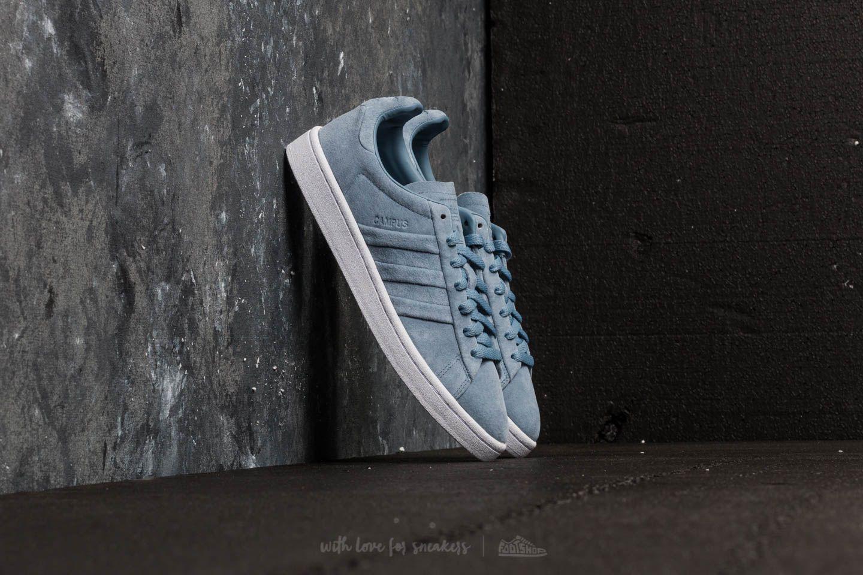 ca0ca5f36f9 Lyst - adidas Originals Adidas Campus Stitch And Turn Raw Grey  Raw ...