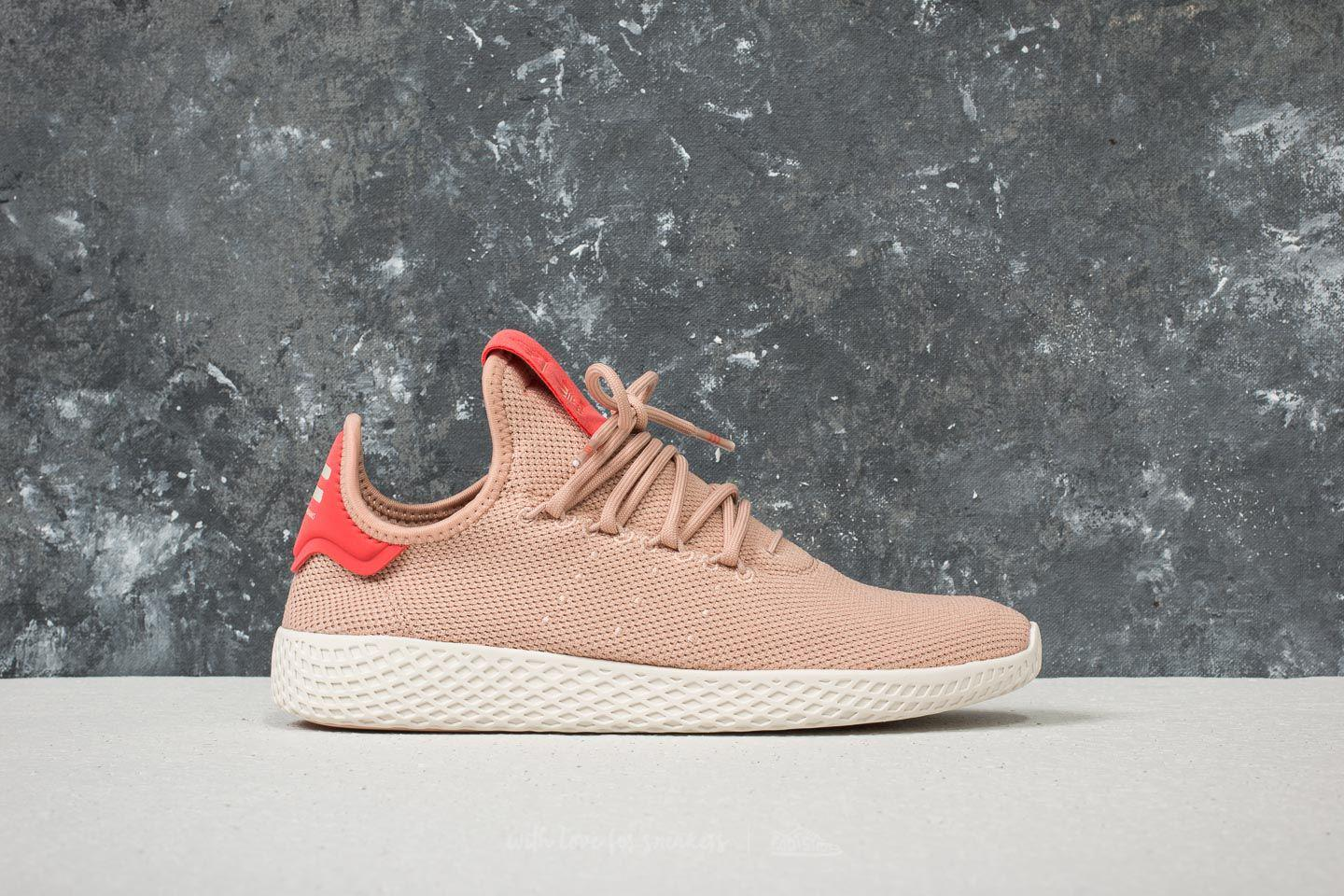 709ce2c44b1da Lyst - adidas Originals Adidas X Pharrell Williams Tennis Hu W Ash ...