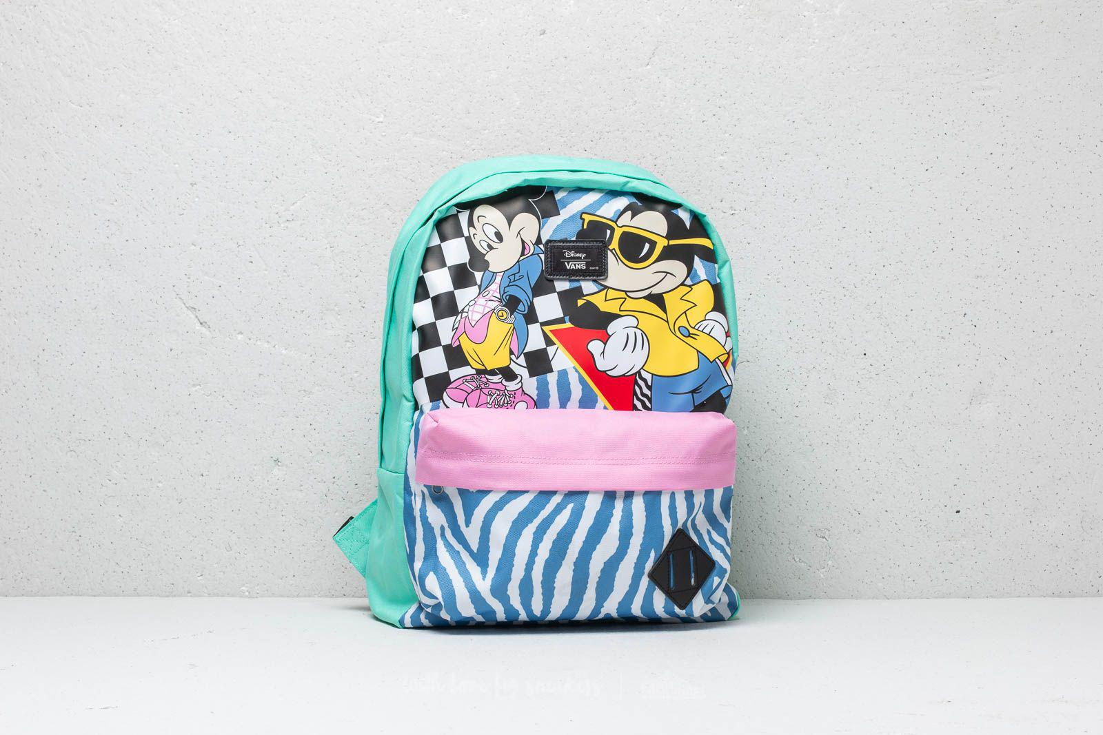 10373dcf22 Vans X Disney Mickey Mouse Old School Ii Backpack Pink - Lyst