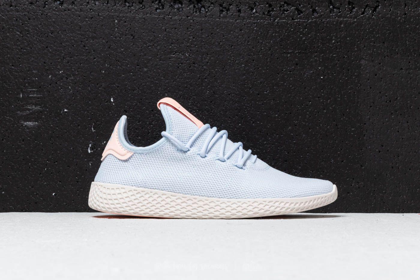 d629df2ab29 adidas Originals Adidas Pharrell Williams Tennis Hu W Aero Blue ...