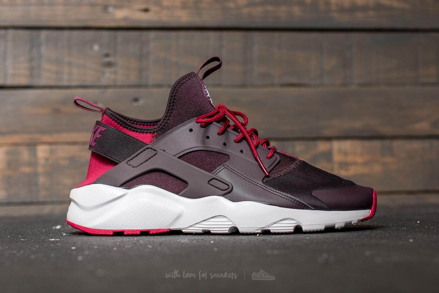 95f35d1ace3b7 Lyst - Nike Air Huarache Run Ultra Port Wine  Bordeaux-noble Red for Men