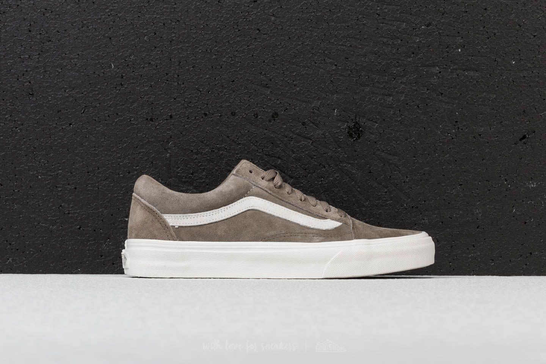UA OLD SKOOL - Sneaker low - fallen rock/blanc de blanc GSob7g8fH